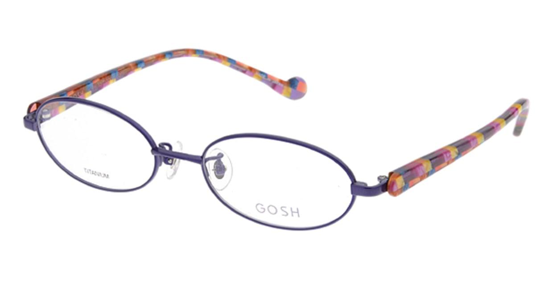ゴッシュ GO-582-2 [メタル/オーバル/紫]