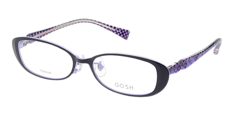 ゴッシュ GO-584-1 [メタル/スクエア/紫]