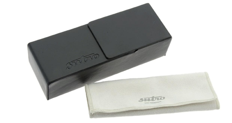 ストロ ST0906-20R [黒縁/スクエア]  5