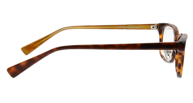プラスオーエムジー ベース ジョー omg-019-3 [ウェリントン/安い/べっ甲柄]  1