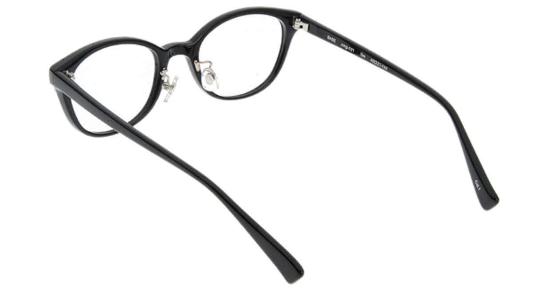プラスオーエムジー ベース ティム omg-021-1 [黒縁/丸メガネ/安い]  2