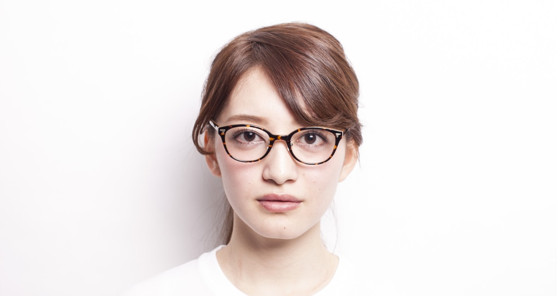 プラスオーエムジー ベース ティム omg-021-3 [丸メガネ/安い/茶色]  10
