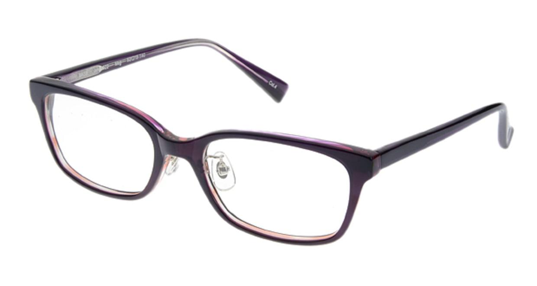 プラスオーエムジー ベース メグ omg-022-4 [ウェリントン/安い/紫]