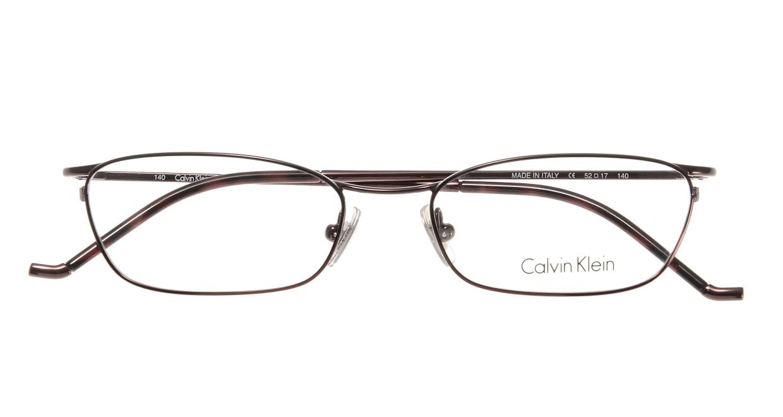 カルバンクライン CK182-507 [メタル/スクエア/紫]  3