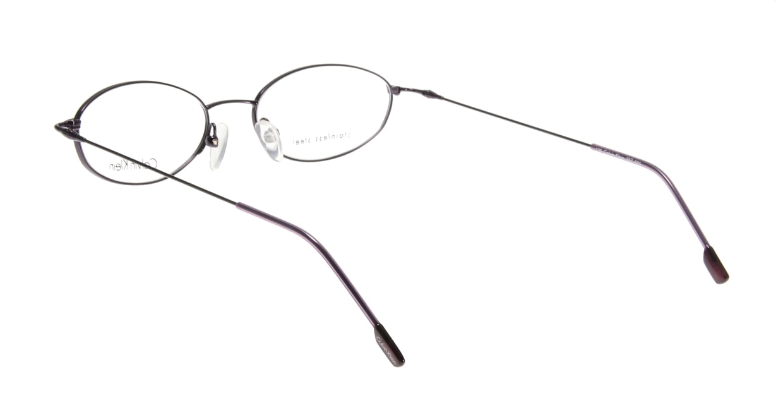 カルバンクライン CK287-505 [メタル/オーバル/紫]  2