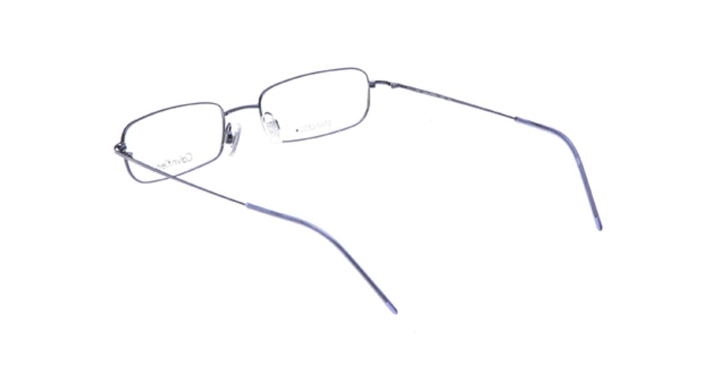 カルバンクライン CK425-515 [メタル/スクエア/青]  2