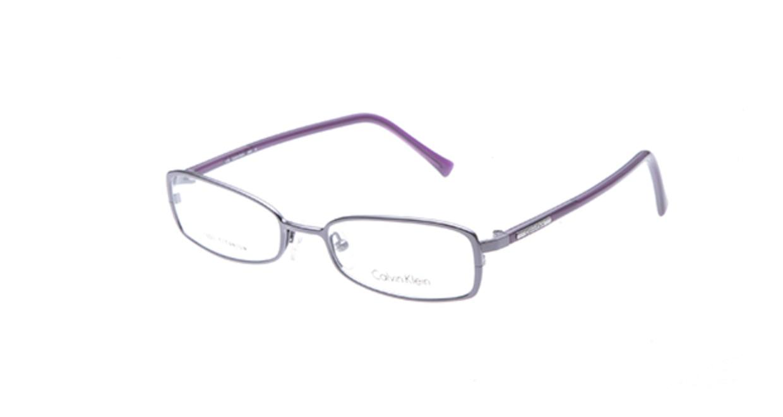 カルバンクライン CK551-005 [メタル/スクエア/紫]