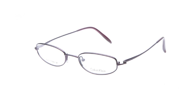 カルバンクライン CK557-005 [メタル/オーバル/紫]