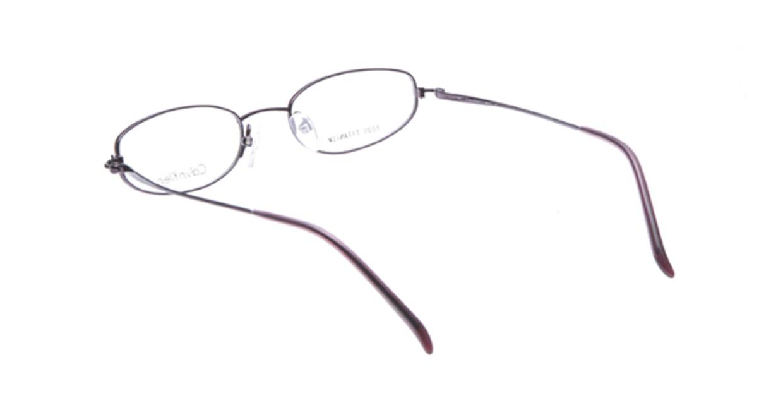 カルバンクライン CK557-005 [メタル/オーバル/紫]  2