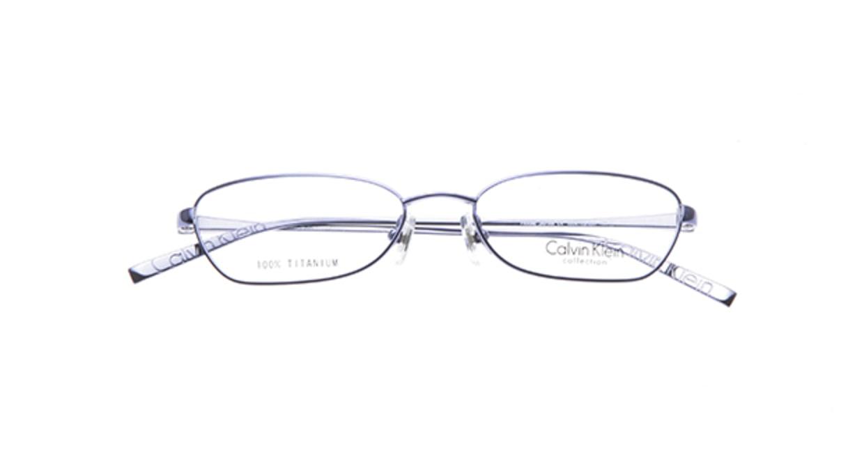 カルバンクライン CK581-005 [メタル/スクエア/紫]  3