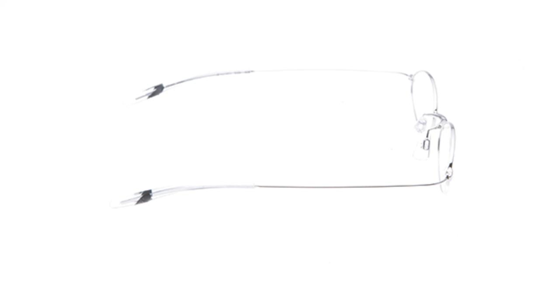 カルバンクライン CK5300-028 [メタル/オーバル/シルバー]  1