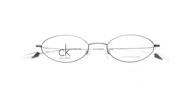 カルバンクライン CK5300-028 [メタル/オーバル/シルバー]  3