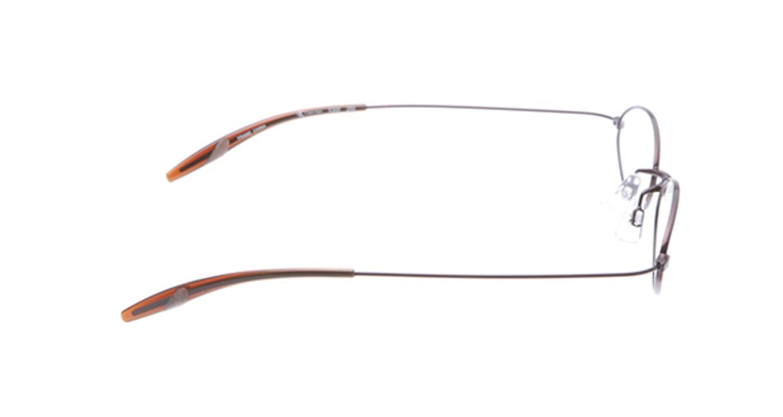 カルバンクライン CK5300-250 [メタル/オーバル/茶色]  1