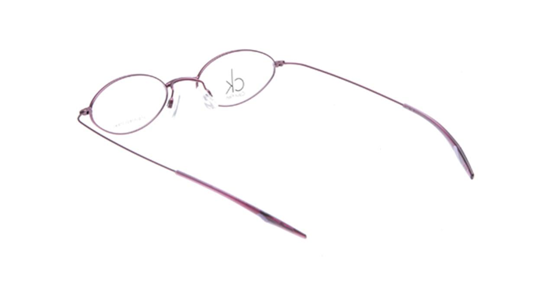 カルバンクライン CK5300-664 [メタル/オーバル/紫]  2