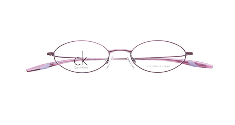 カルバンクライン CK5300-664 [メタル/オーバル/紫]  3