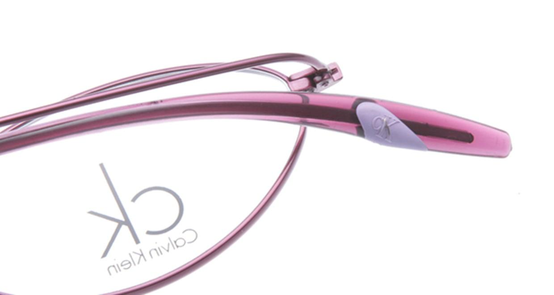 カルバンクライン CK5300-664 [メタル/オーバル/紫]  4