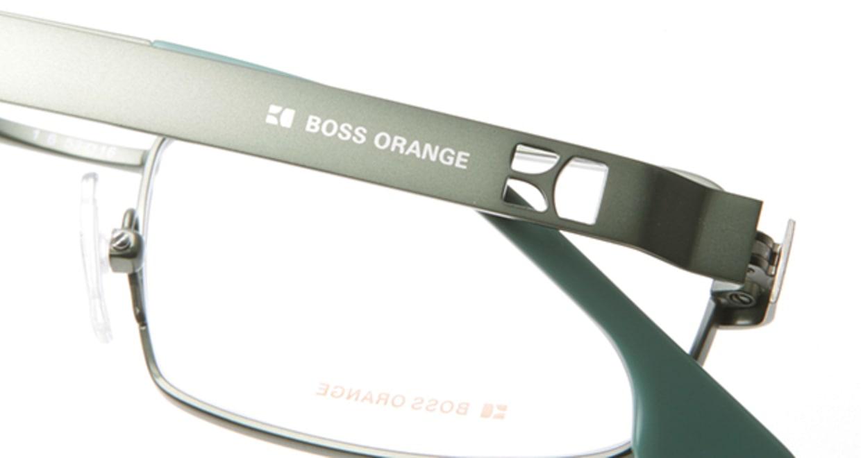 ボスオレンジ BO-0006-SHL [メタル/スクエア/緑]  4