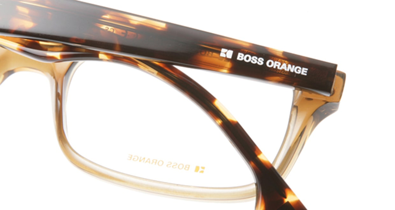 ボスオレンジ BO-0035-W6U [スクエア/茶色]  4