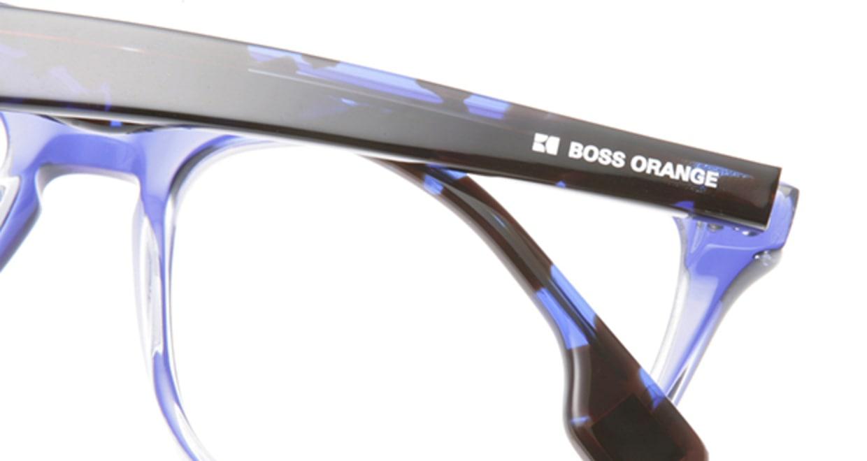 ボスオレンジ BO-0036-OS7 [ウェリントン/青]  4