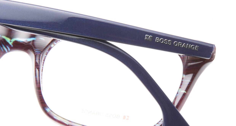 ボスオレンジ BO-0054-XDU [スクエア/青]  4