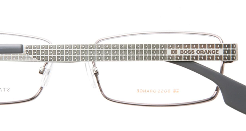 ボスオレンジ BO-0058-XCK [メタル/スクエア/シルバー]  4