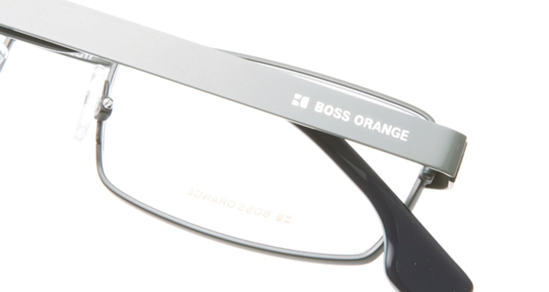ボスオレンジ BO-0058-XCO [メタル/スクエア/緑]  4