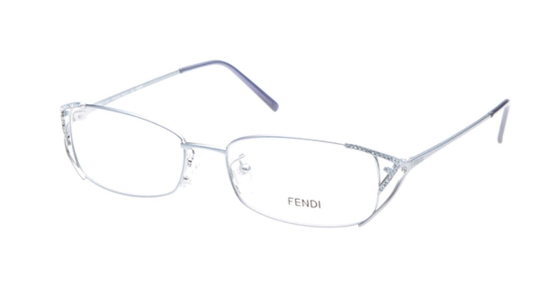 フェンディ FE711R-444 [メタル/スクエア/青]