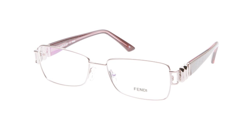 フェンディ FE883-663 [メタル/スクエア/紫]