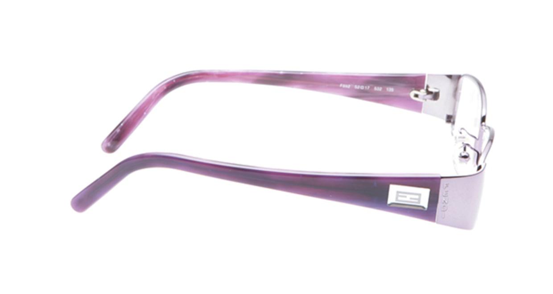 フェンディ FE892-532 [メタル/スクエア/紫]  1
