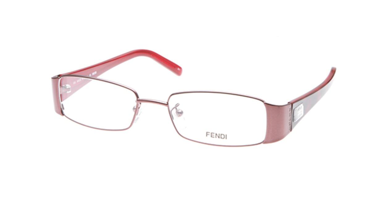 フェンディ FE892-618 [メタル/スクエア/赤]