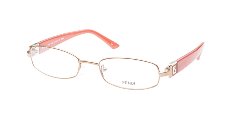 フェンディ FE905-688 [メタル/スクエア/オレンジ]