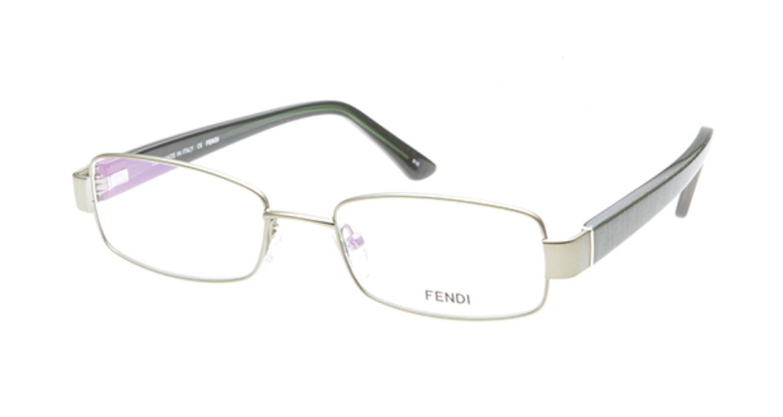 フェンディ FE910-317 [メタル/スクエア/ゴールド]