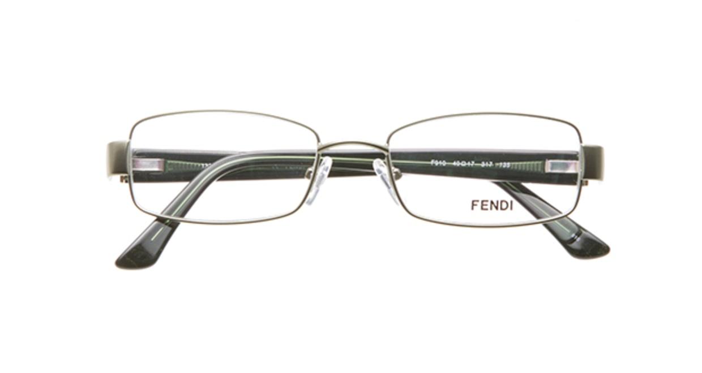 フェンディ FE910-317 [メタル/スクエア/ゴールド]  3