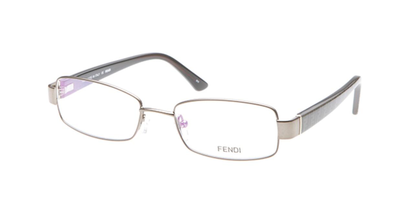 フェンディ FE910-705 [メタル/スクエア/茶色]