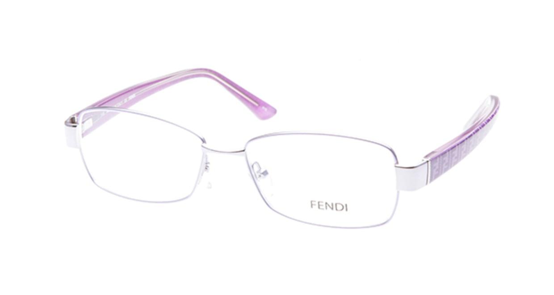 フェンディ FE911-538 [メタル/スクエア/紫]