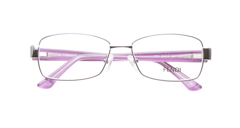 フェンディ FE911-538 [メタル/スクエア/紫]  3