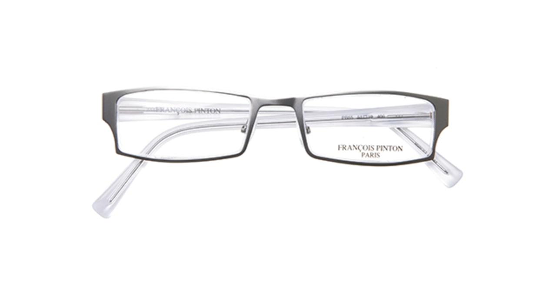 フランソワ パントン PB55-406 [メタル/スクエア/シルバー]  3