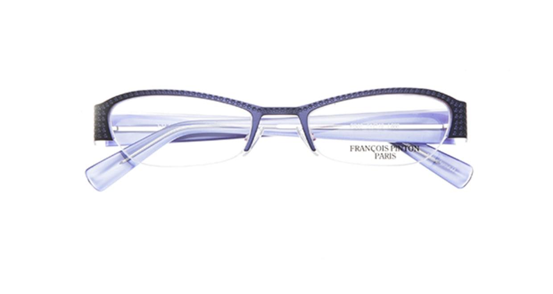 フランソワ パントン PB60-L800 [メタル/ハーフリム/フォックス/青]  3