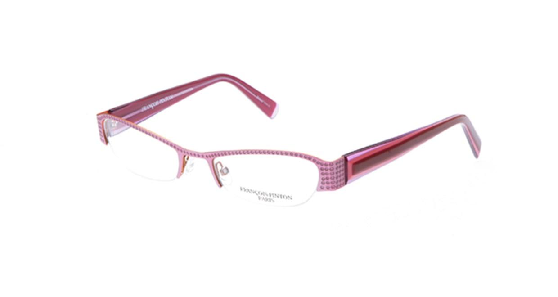 フランソワ パントン PB60-L801 [メタル/ハーフリム/フォックス/ピンク]