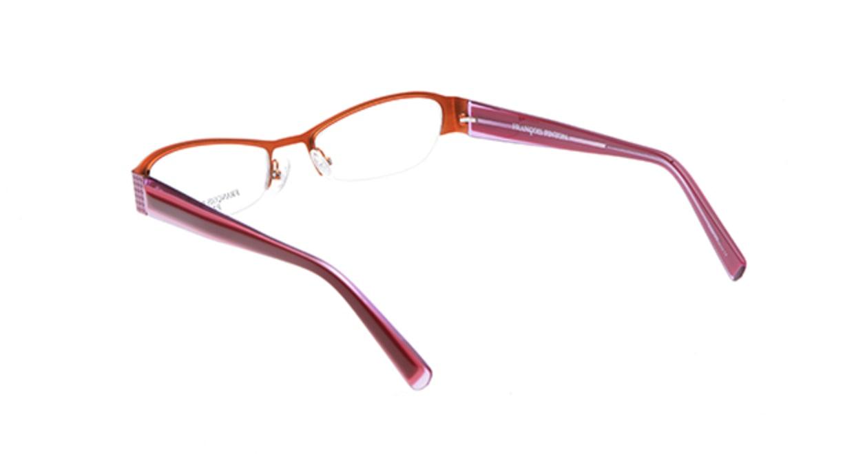 フランソワ パントン PB60-L801 [メタル/ハーフリム/フォックス/ピンク]  2