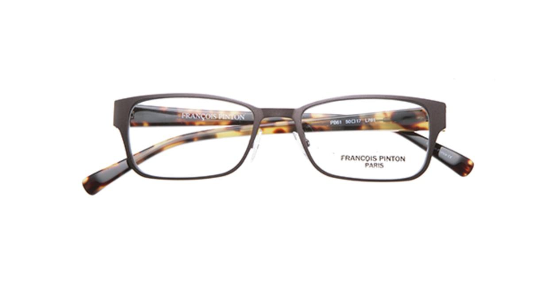 フランソワ パントン PB61-L761 [メタル/ウェリントン/グレー]  3