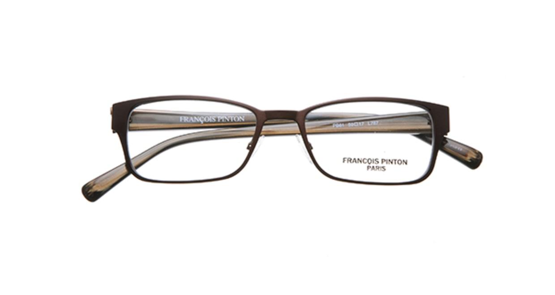 フランソワ パントン PB61-L787 [メタル/ウェリントン/茶色]  3