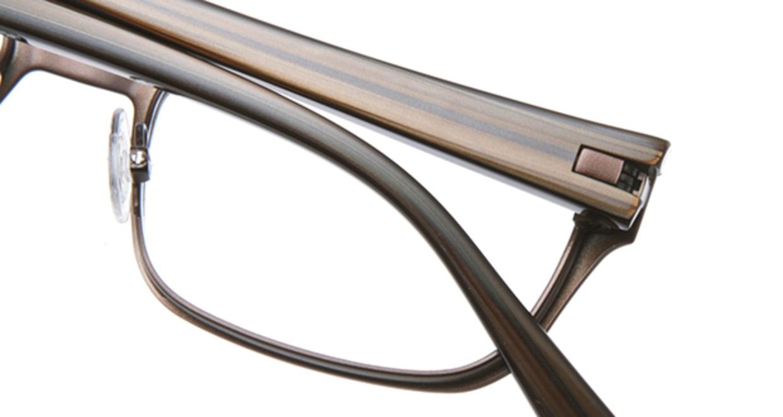 フランソワ パントン PB61-L787 [メタル/ウェリントン/茶色]  4