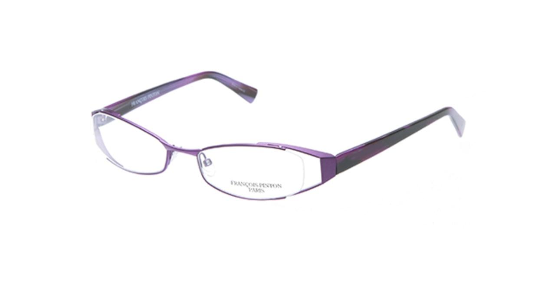 フランソワ パントン PB69-L816 [メタル/ハーフリム/スクエア/紫]