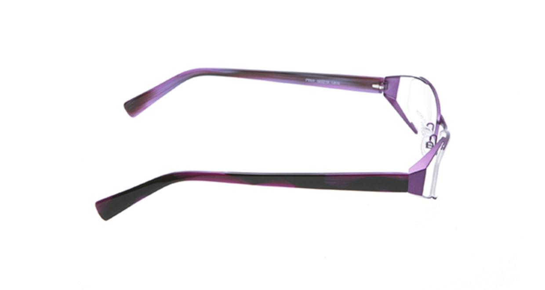 フランソワ パントン PB69-L816 [メタル/ハーフリム/スクエア/紫]  1