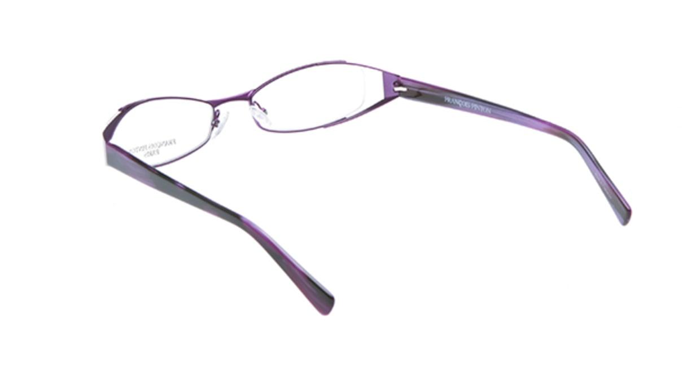 フランソワ パントン PB69-L816 [メタル/ハーフリム/スクエア/紫]  2