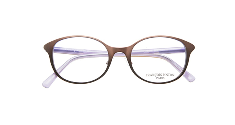 フランソワ パントン PC28-L851 [メタル/バタフライ/ベージュ]  3