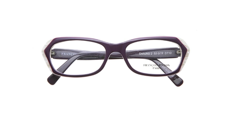 フランソワ パントン DARLING2-D710 [ウェリントン/紫]  3