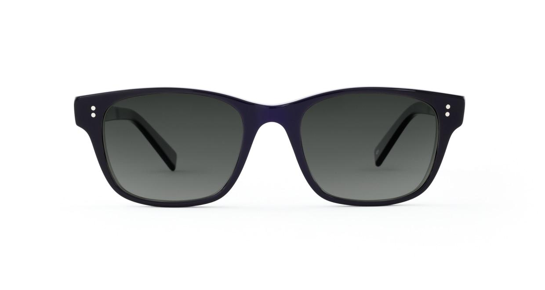 TYPE Helvetica Light-Black Sunglasses [ウェリントン]