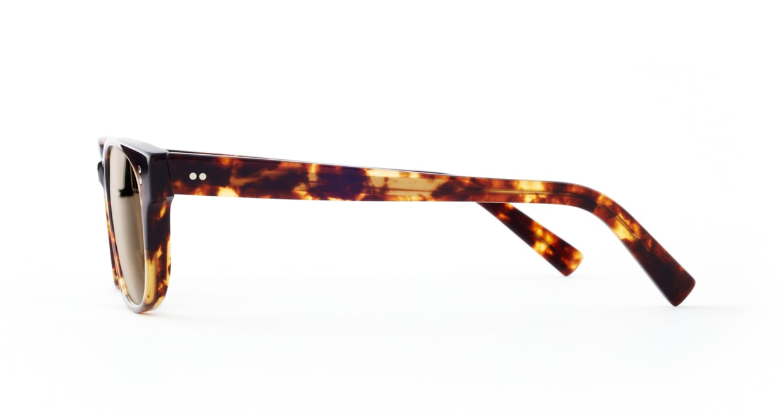 TYPE Helvetica Light-Tortoise Sunglasses [ウェリントン]  1